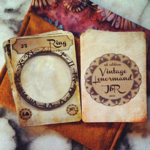 Vintage Lenormand by RootweaverPhoto by Bobbie Jo Drake