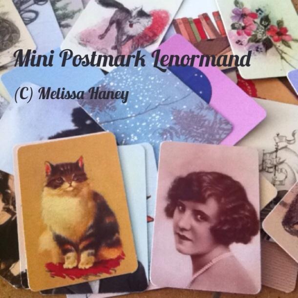 Mini Postmark Lenormand