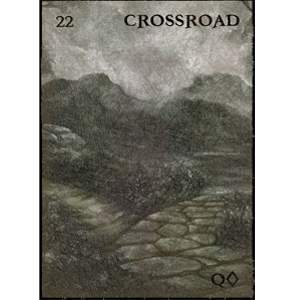 Crossroads - where will they lead you?